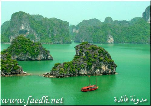 Halong Bay مدونة فائدة